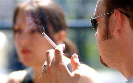 rookverbod op openbare plaatsen meeroken