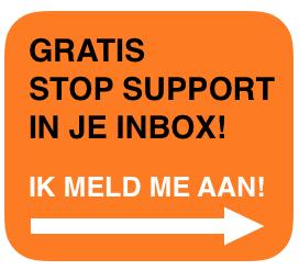 STOP SUPPORT ROKEN IN JE INBOX