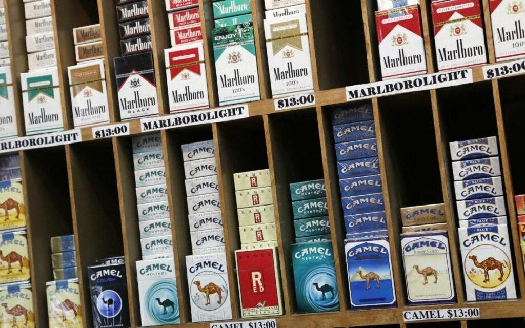 verslaafd aan roken amerika