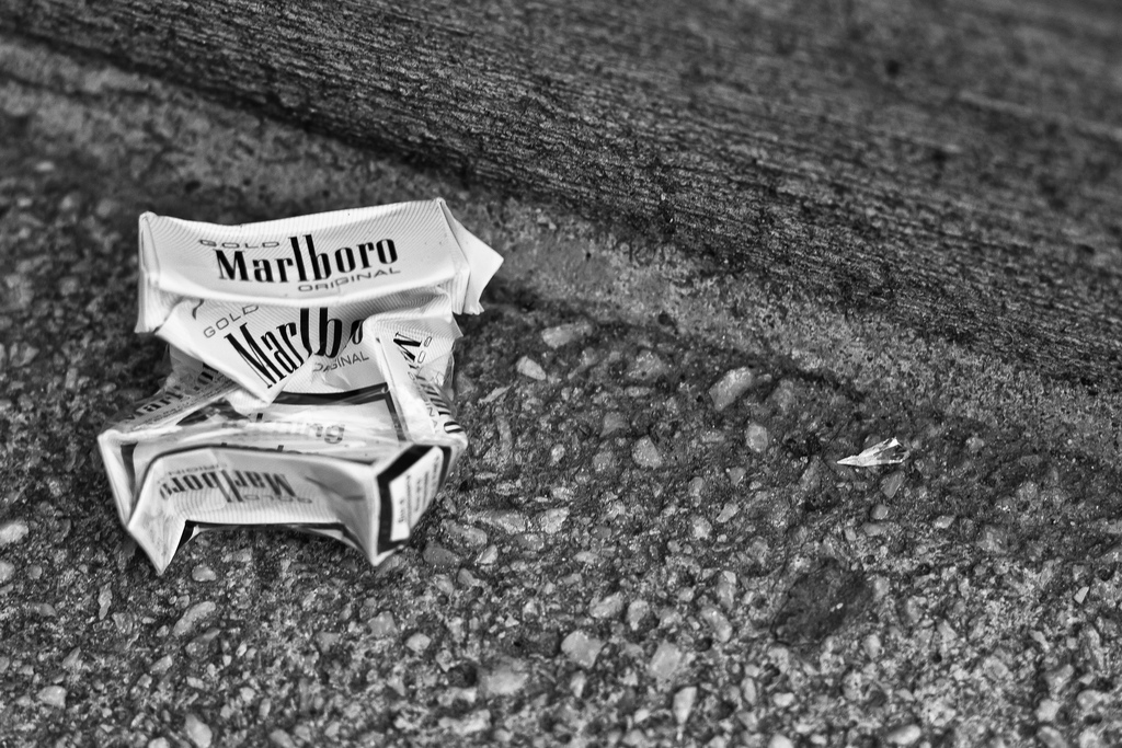 stoppen met roken ik stop ermee