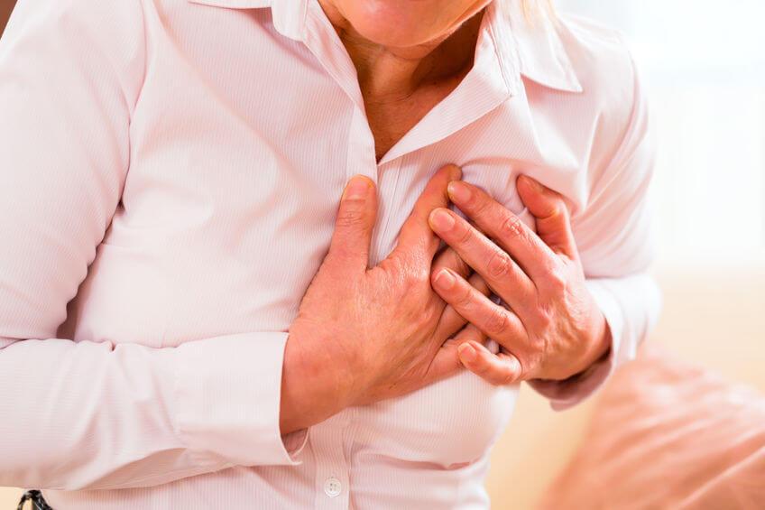 Hartinfarct-roken